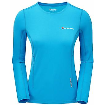 Montane Womens Claw Long Sleeve T-Shirt