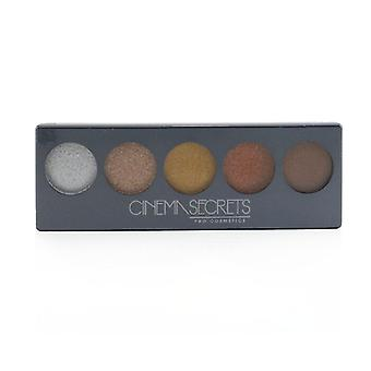 Cinema Secrets Ultimate Eye Shadow 5 In 1 Pro Palette - # Chroma Collection - 10g/0.35oz