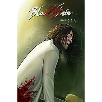 Blood Stain Volume 3 by Linda Sejic - 9781534301023 Book