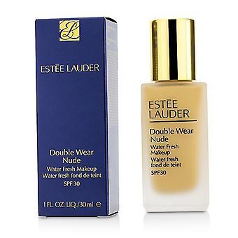 Estee Lauder Double Wear Nude Water Fresh Makeup SPF 30 - # 3W1.5 Fawn 30ml/1oz