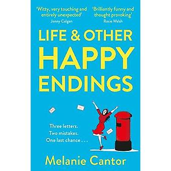 Death and other Happy Endings by Melanie Cantor - 9781784164164 Book
