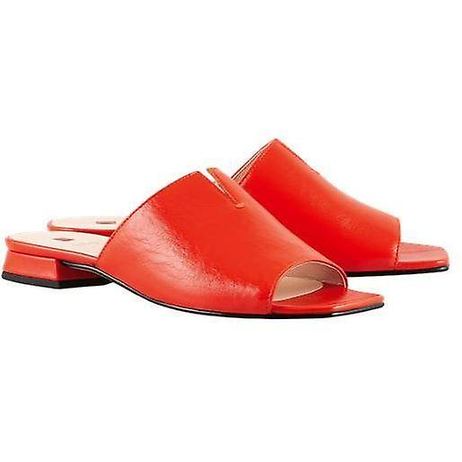 Hogl jolly red sandals womens red