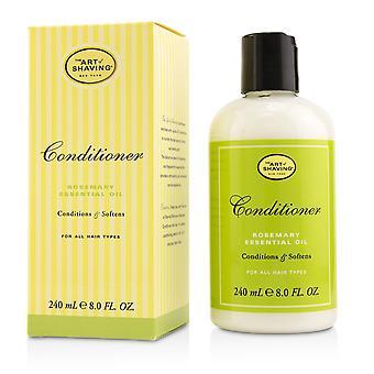 Hoitoaine rosmariini eteerinen öljy (kaikki hiukset tyypit) 87896 240ml /8oz