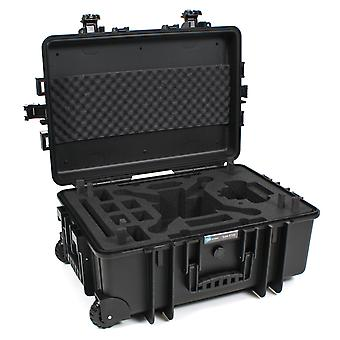 B&W Copter-sag Type 6700 til DJI Phantom Multicopter, Sort til DJI Phantom 3