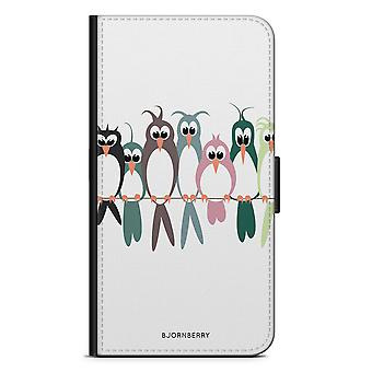 Bjornberry Fall Samsung Galaxy S8 - Vögel auf einer Linie