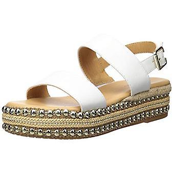 ZEVEN WIJZERPLATEN Women's Flatfrom Sandal