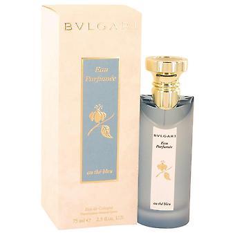 Bvlgari Parfumee الاتحاد اﻷوراسي الاتحاد الأفريقي رذاذ كولونيا دي Bleu الاتحاد اﻷوراسي (الجنسين) من Bvlgari أوز 2.5 الاتحاد اﻷوراسي دي كولونيا رذاذ