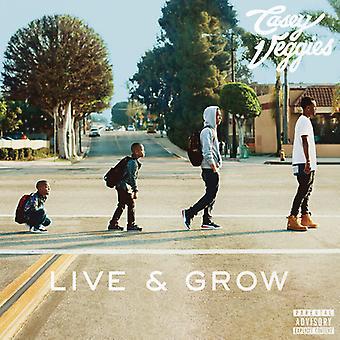 Casey Veggies - Live & Grow [CD] USA import