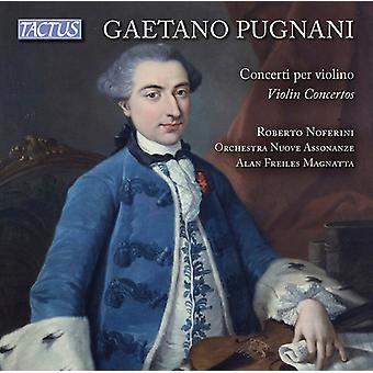 Pugnani / Noferini / Magnatta - Violin Concertos [CD] USA import