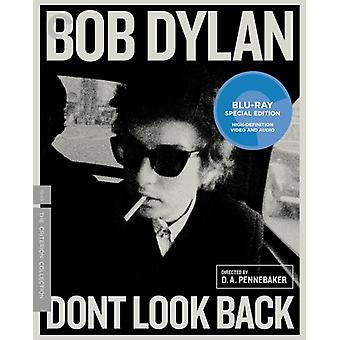Dont Look Back [Blu-ray] USA import