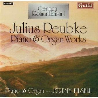 German Romanticism I-Julius Reubke [CD] USA import