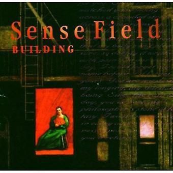 Sense Field - Building [CD] USA import