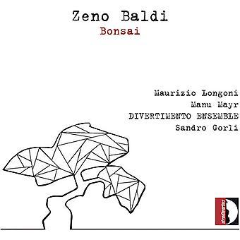 Baldi / Divertimento Ensemble / Mayr - Bonsai [CD] USA import