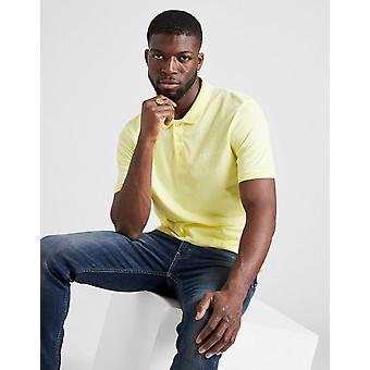 Nouveau Mckenzie Men's Essential Polo Short Sleeve Shirt Jaune