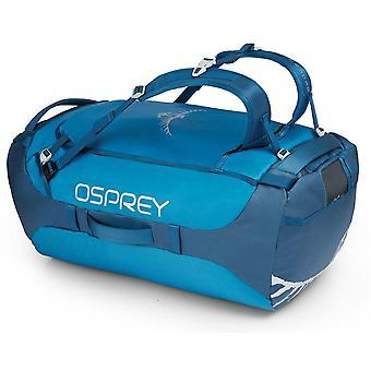 Osprey Transporter 95 Sac Duffel Bleu/Aqua/Bleu