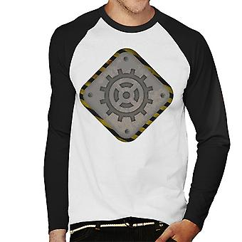 The Crystal Maze Gear Men's Baseball Long Sleeved T-Shirt