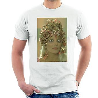 TV tider Joan Collins Space 1999 mäns T-Shirt
