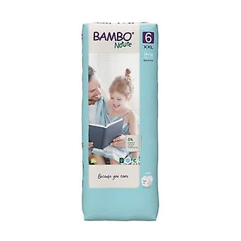 T6 diapers (+ 16Kg) ECO 40 units