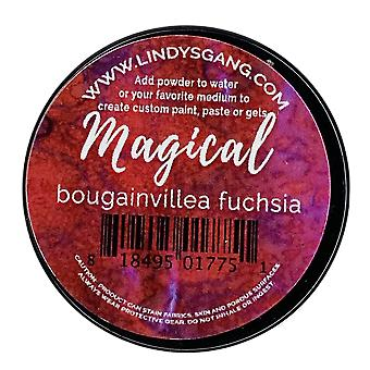 Lindy's Stamp Gang Bougainvillea Fuchsia Magical