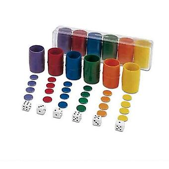 Shaker mit Parches Counters Cayro