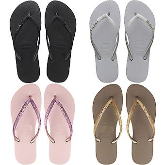 Havaianas Slim Glitter Dames Slippers