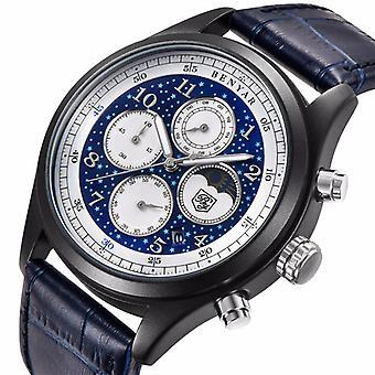 Men's quartz horloge militaire sporthorloge