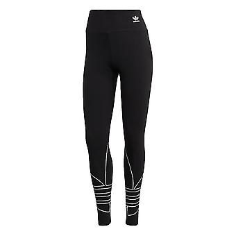 Adidas Adicolor Large Logo Tights GD2252 universal all year women trousers