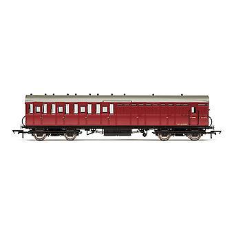 Hornby BR 51' Gresley Non-Vestibuled Suburban Brake Third E86109E Era 5 Model Train