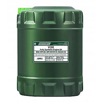 Fanfaro VDX 5w30 Longlife Fully Synthetic Engine Oil 10 L GM Dexos 2