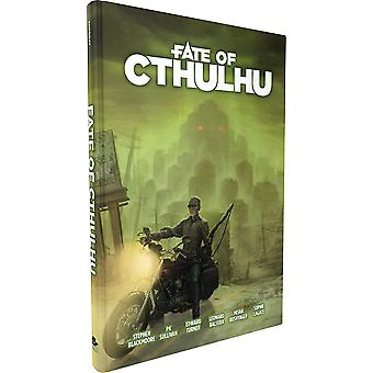 Fate of Cthulhu Fate Core System Gaming Book