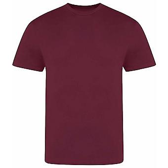 Awdis Unisex Volwassene Het 100 T-shirt