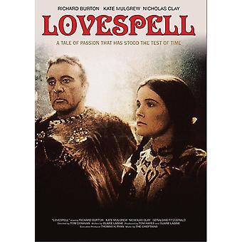Lovespell [DVD] USA import