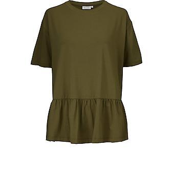 Masai Clothing Bodil Green Jersey Top