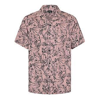 Chet Rock Bird Floral Shirt
