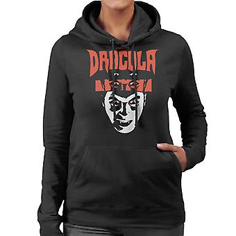 Dracula A Motion Picture Women's Hooded Sweatshirt