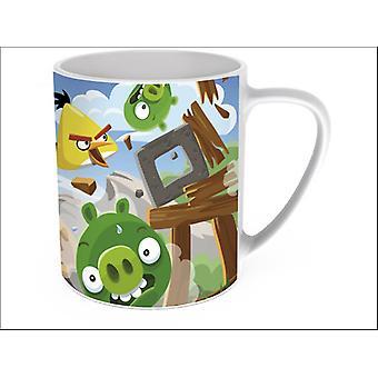 DNC Angry Birds Porcelain Mug Boxed 71800
