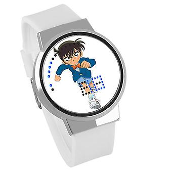 Waterproof Luminous LED Digital Touch Children watch  - Detective Conan #10
