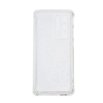 Stöttåligt transparent mobilskal Huawei P40 Pro TPU