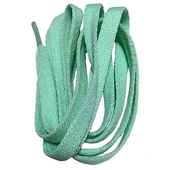 8mm Wide Of Flat Shoelaces Shoe Laces For  Sneakers Sport Shoes