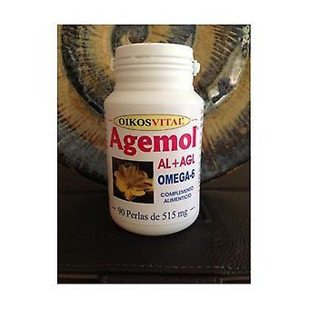 Agemol Gla Evening Primrose 90 softgels