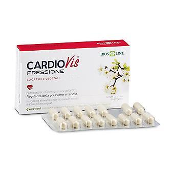 CardioVis Pressure 30 vegetable capsules