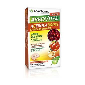 Acerola Boost 24 tablets
