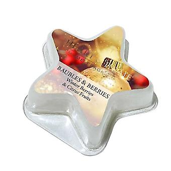Heart & Home Wax Melt Baubles And Berries