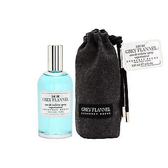Eau de grey flannel by geoffrey beene for men 4.0 oz eau de toilette spray