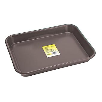 Handy Tray Anthracite Strong for Garden and Kitchen