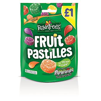 Rowntrees Fruit Pastilles Sharing Pouch, 120g