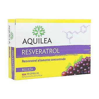 Aquilea Resveratrol 30 capsules