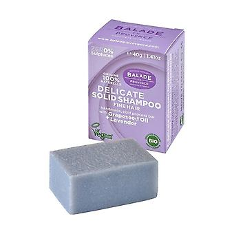 Solid Shampoo for Fine Hair 40 g