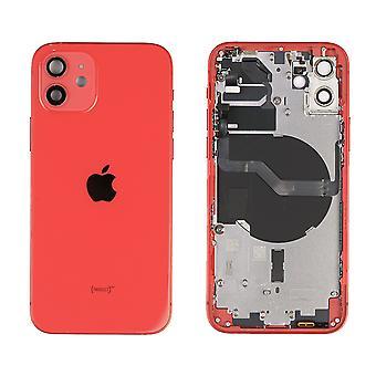 אייפון מקורי 12 - הרכבה אחורית - אדום - מקורי משך