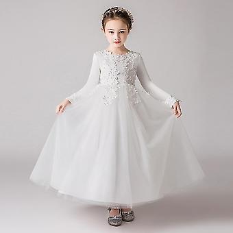 Winter gestrickte Wolle Kleid
